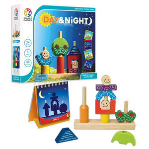 Day and Night Smart Game - Partner-2-Play
