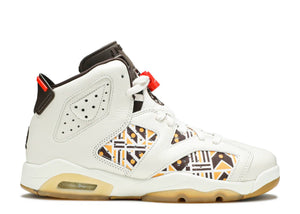 AIR JORDAN 6 RETRO Q54 (GS)