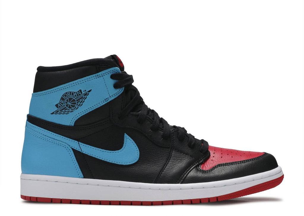 "WMNS AIR JORDAN 1 HIGH OG ""NC TO CHI LEATHER"""