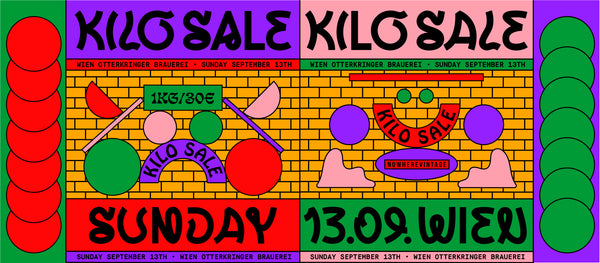 Nowhere Vintage Kilo Sale ■ Wien 13.09.20