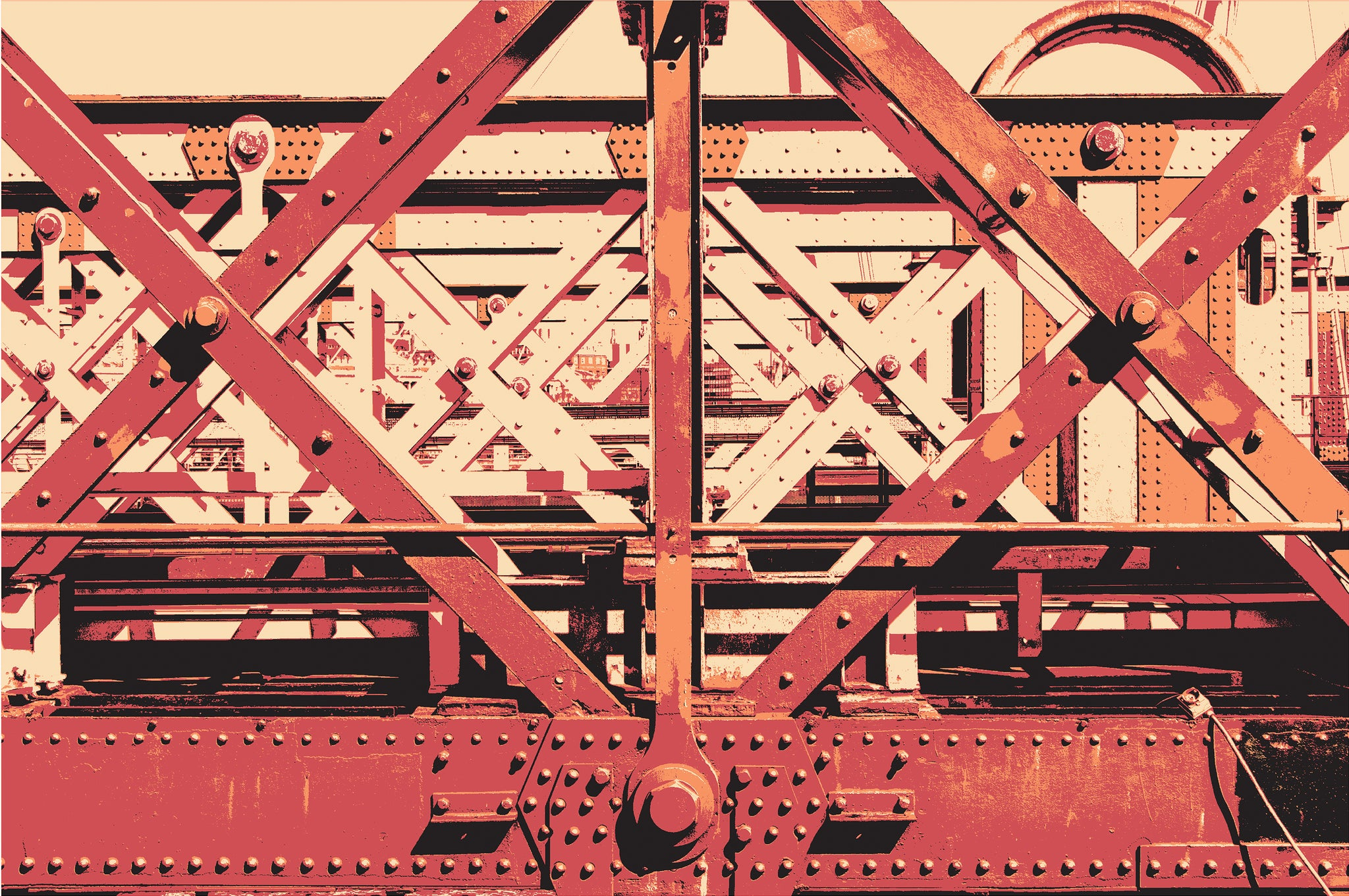 Bridge detail 1