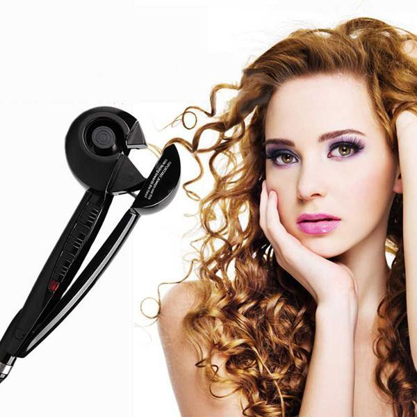 Hair Steam Automatic Ceramic Curler Pro - 60% OFF!