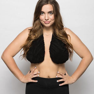 Towel Wire Free Bra - HUGE 70% OFF