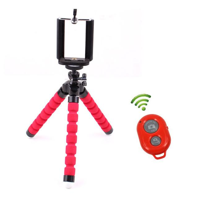 Flexible Tripod for Phone With Remote Control SALE - 90% OFF!