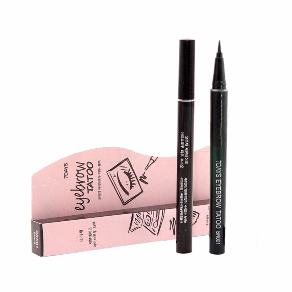 Professional Eyebrow Tattoo Pen Liner - 70% OFF!