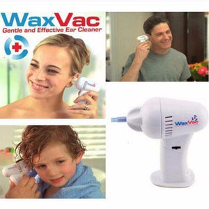 Ultimate Waxvac Ear Cleaner -  70% OFF!