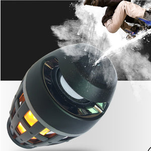 Lamp and Bluetooth Speaker -60% OFF