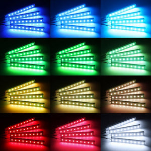 Car Floor Lights - 60%OFF!