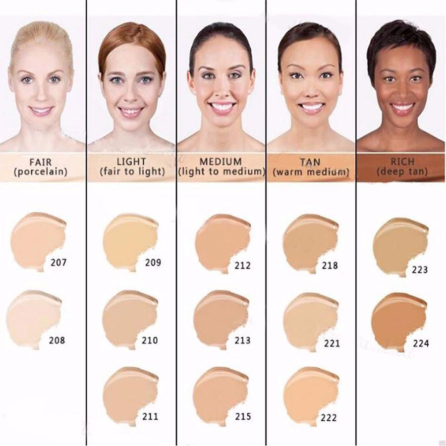Dermacool Base Make-up Foundation - BF Deal