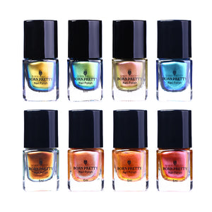Two Color Nail Polish - 70%OFF!