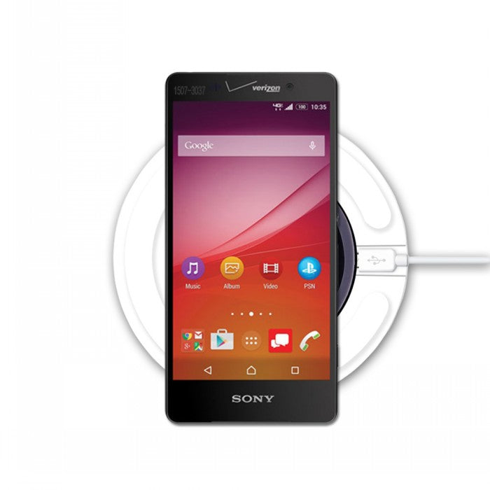 Wireless Charger Sony Xperia Z4v