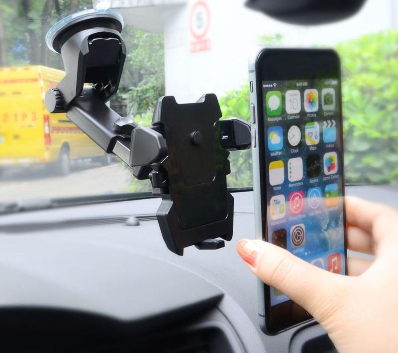360 Degrees Car Mobile Phone Holder - 60%OFF!