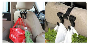 Double Hook Bag Seat Holders - BF Deal