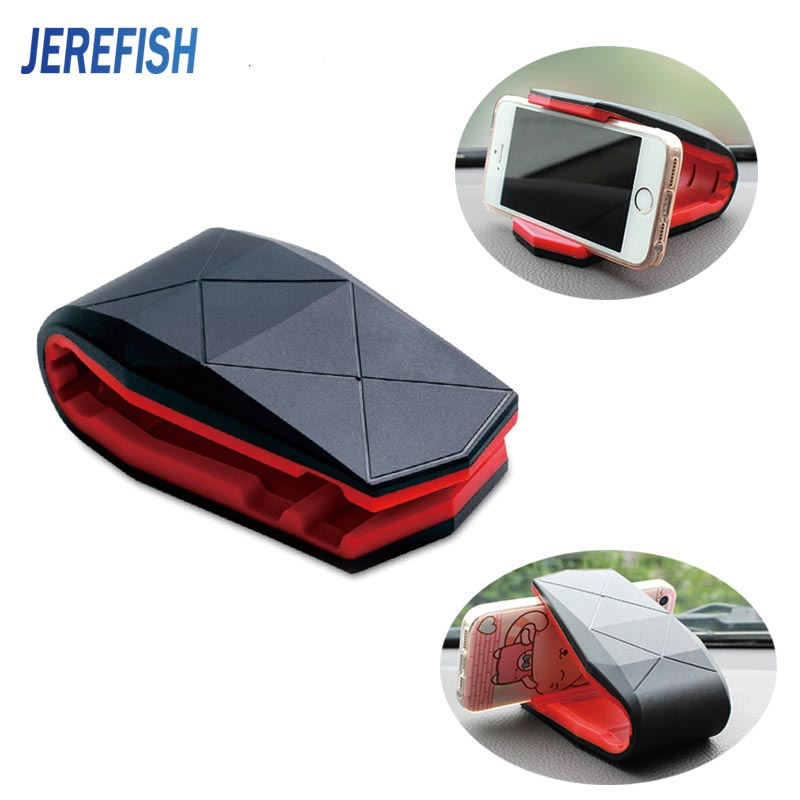 Universal Car Anti-slip Phone Clip Holder