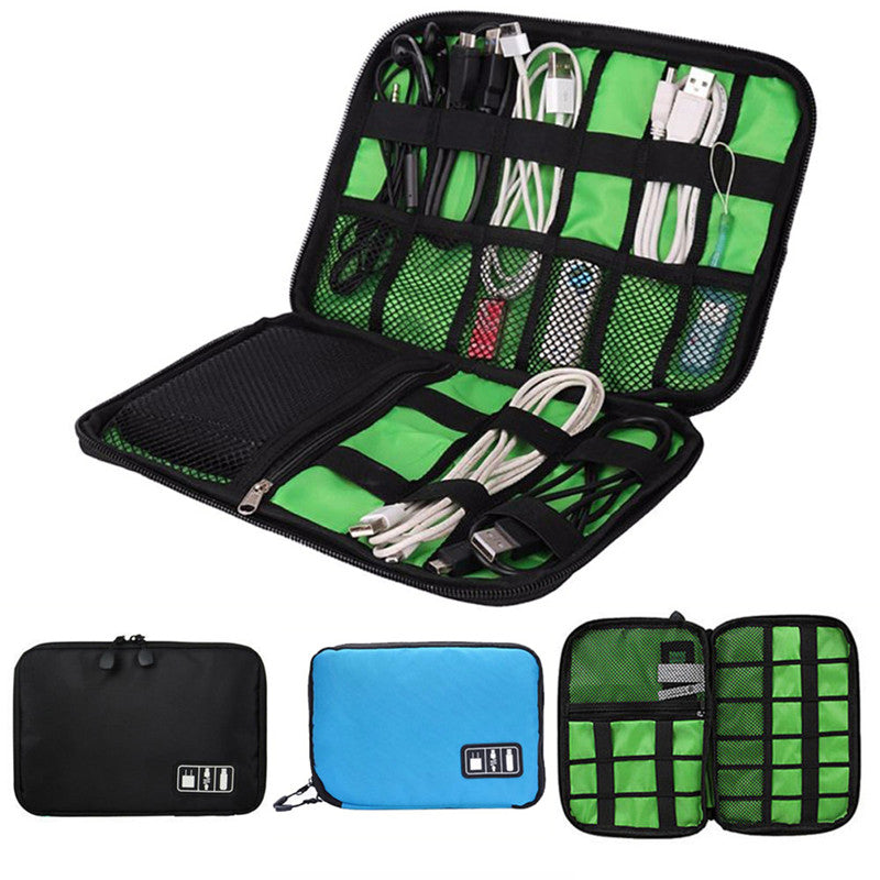 Organizer Electronic Accessories Bag - 50% OFF!