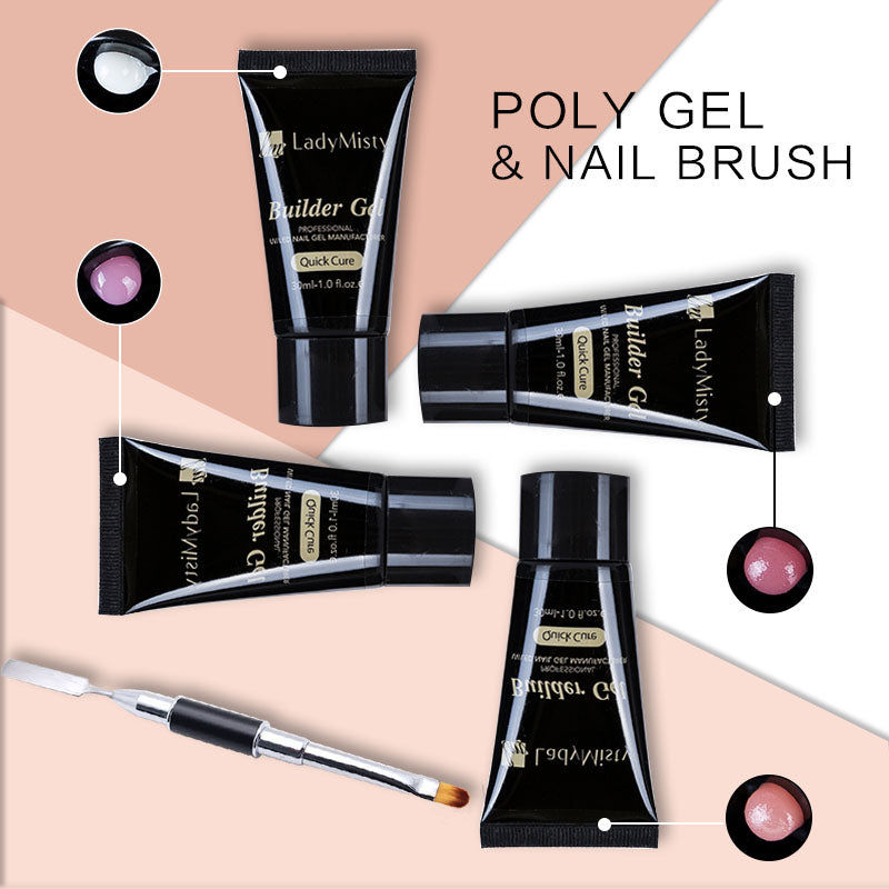 Nail Poly Gel Builder - 70% OFF!