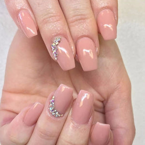500 Pcs Nail Art Tips - 70% OFF!