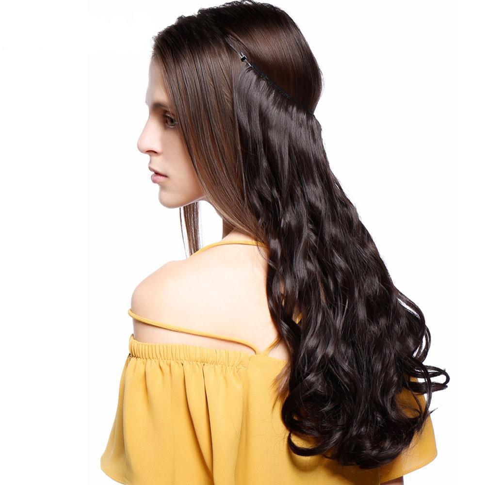 Invisible No Clips Hair Extensions 80 Off Besells