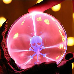 Lamp Skull Magic Ball - 70%OFF!