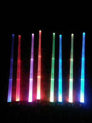Color Changing Lightsaber With Sounds