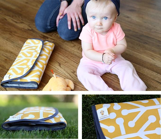 CLEAN HANDS CHANGING PAD - 60%OFF!