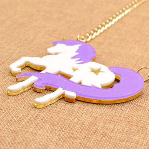 Unicorn Necklace - 50% OFF