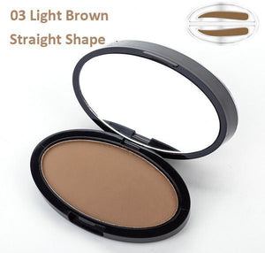 Professional Natural Eyebrow Stamp Powder