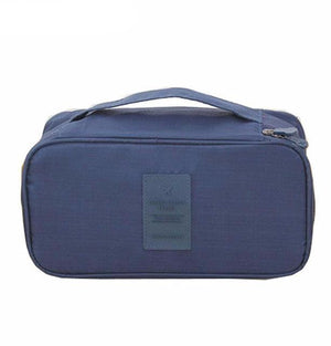 Travel Underwear Organizer Case