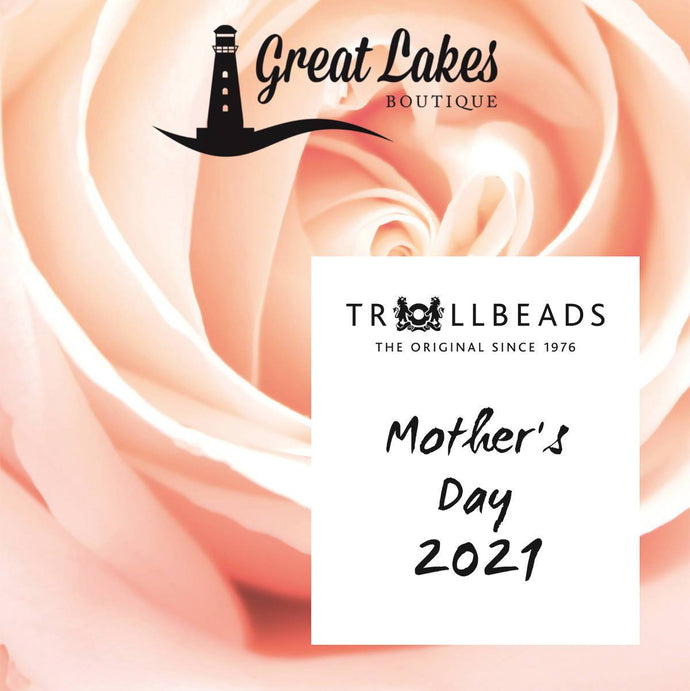 Trollbeads Mother's Day 2021 Preview - Trollbeads  Compassion Rose