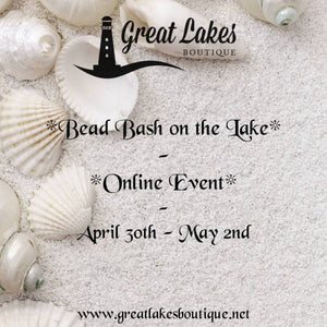 Bead Bash on the Lake Spring 2021 Overview