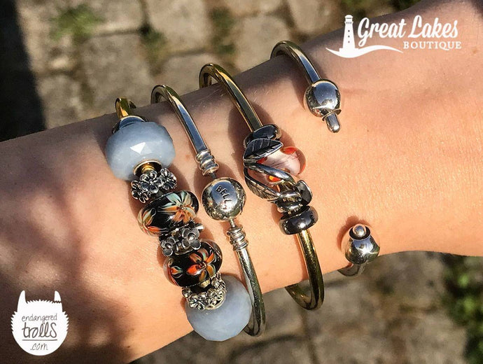 Trollbeads Flowers of Poise Inspiration