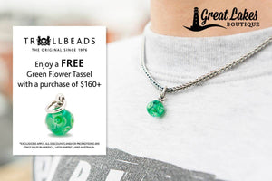 Trollbeads Monthly Free Bead Promotion March 2020