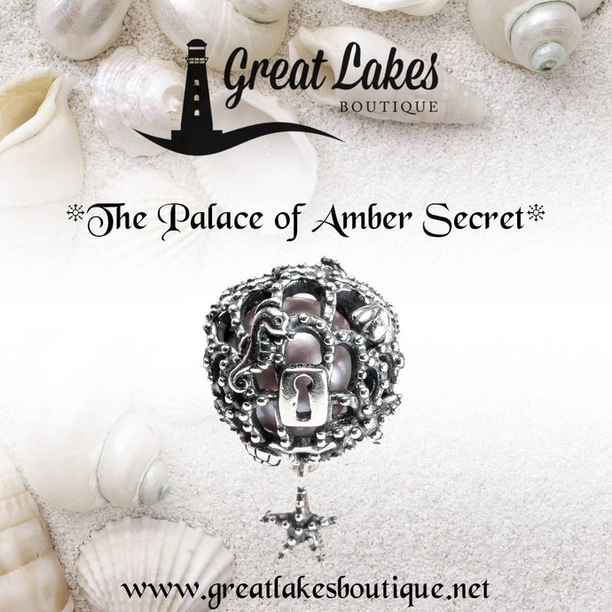 The Palace of Amber Secret for Bead Bash on the Lake