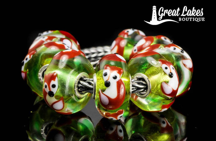 Trollbeads Uniques for Winter 2019