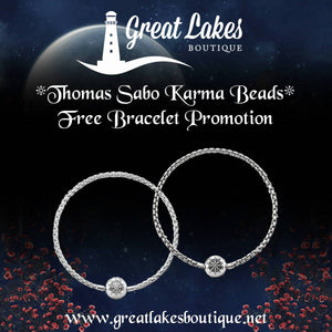 Thomas Sabo Karma Beads Promotion Instructions
