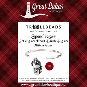 Trollbeads Double Gift with Purchase Day