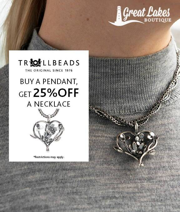 Trollbeads Necklace Promotion Begins