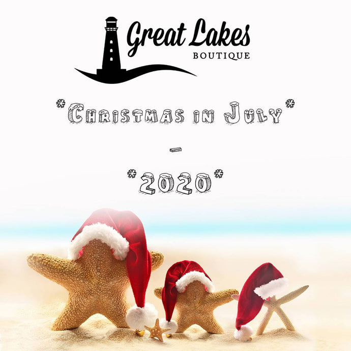 Great Lakes Boutique Christmas in July Begins