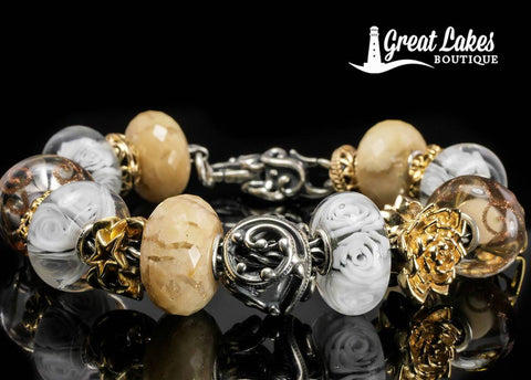 Trollbeads Spring 2020 Inspiration with the Feldspar Quartz Rock