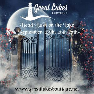 Bead Bash on the Lake Fall 2020 Online Only Event