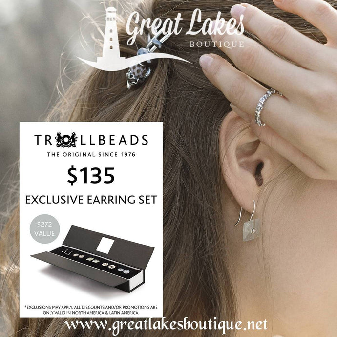 Trollbeads Earring Gift Set Preview