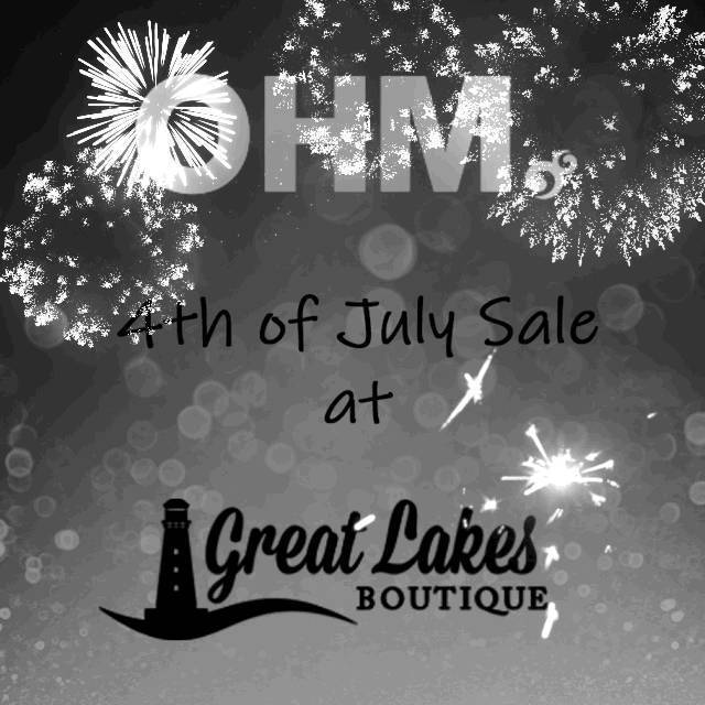 Ohm Beads 4th July Sale