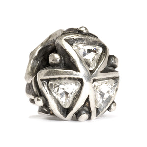 Trollbeads Crystal Triangles Bead (1521022042155)