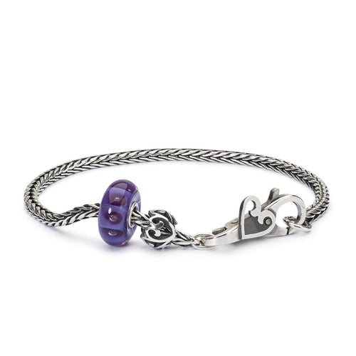 Trollbeads From the Heart Starter Bracelet