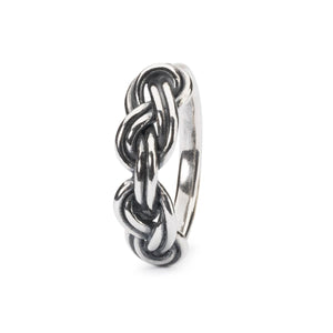 Trollbeads Savoy Knot Ring (1653672017963)
