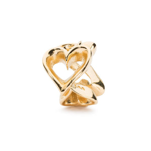 Trollbeads Hearts Galore Gold (1648777920555)