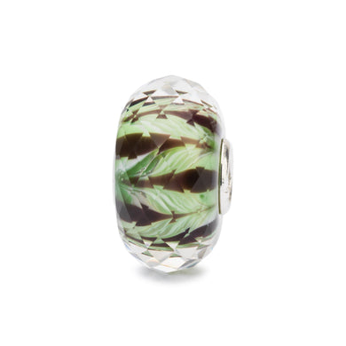 Wild Jungle Faceted Bead