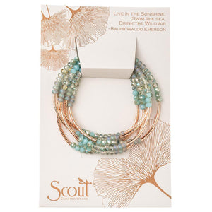 Scout Curated Wears Scout Wrap Neptune / Rose Gold (1755000602667)