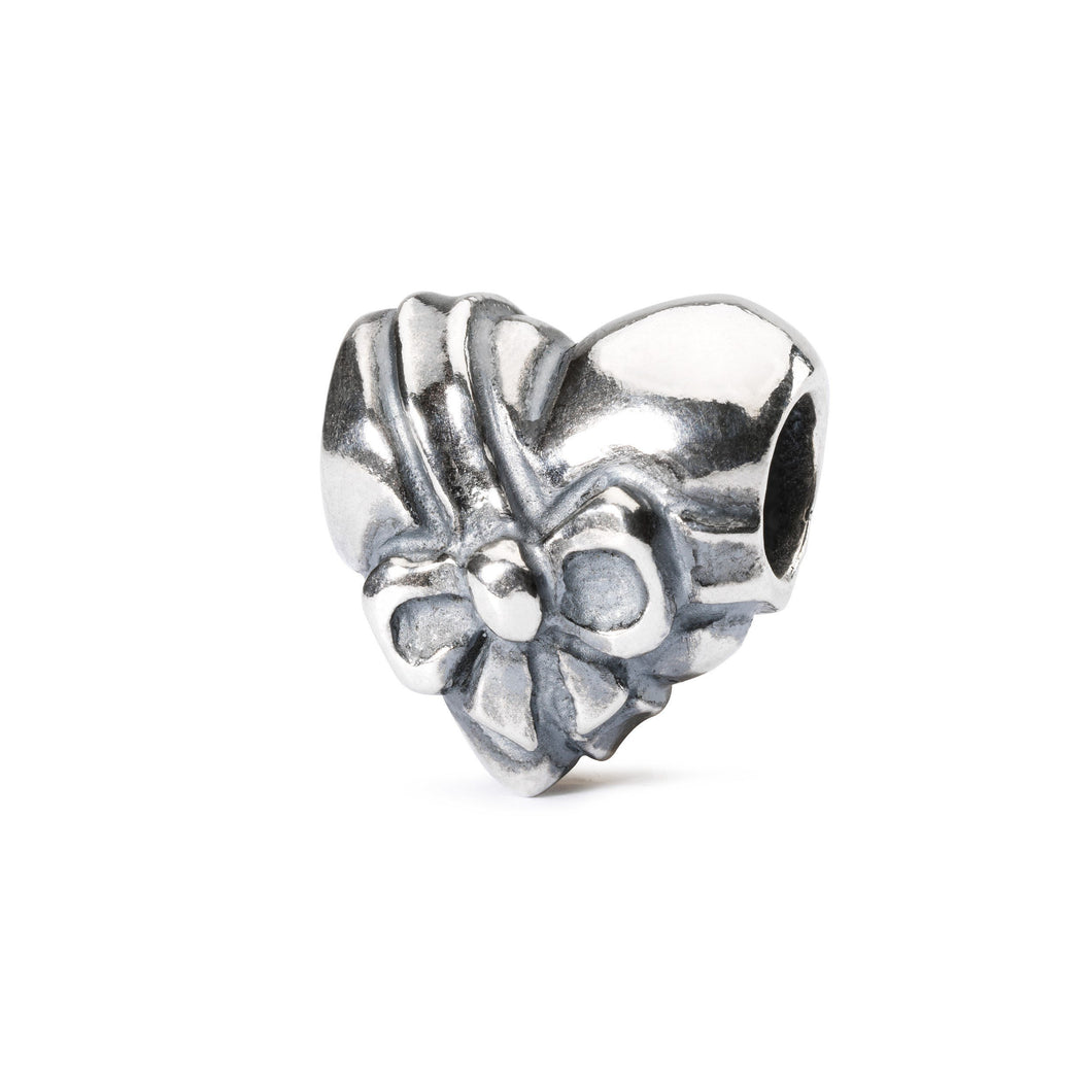 Trollbeads Heart Bow Bead (1521007919147)