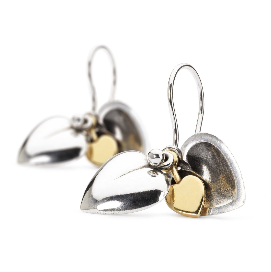 Trollbeads Secret Heart Earrings (1520980230187)